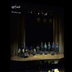 کنسرت مینوش اجرای لندن(۱) – علیزاده، قربانی و گروه همآوایان