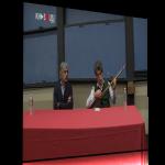 سخنرانی کیهان کلهر و علی اکبر مرادی در دانشگاه استنفورد – ۱۷ آذر ۱۳۹۶