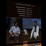 ۸۰ سالگی دانشکده فنی دانشگاه تهران – محمد معتمدی و سهراب پورناظری – تصویری