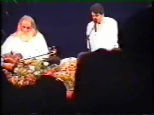 کنسرت تصویری معمای هستی - محمدرضا شجریان و محمدرضا لطفی