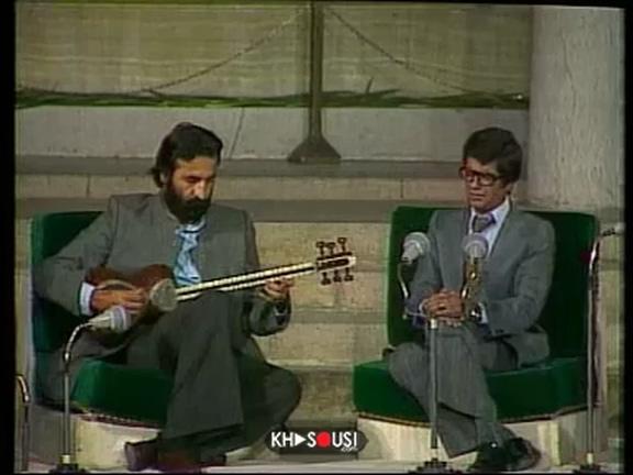 کنسرت راست پنجگاه - جشن هنر شیراز ۱۳۵۴ - محمدرضا شجریان، محمدرضا لطفی و ناصر فرهنگفر