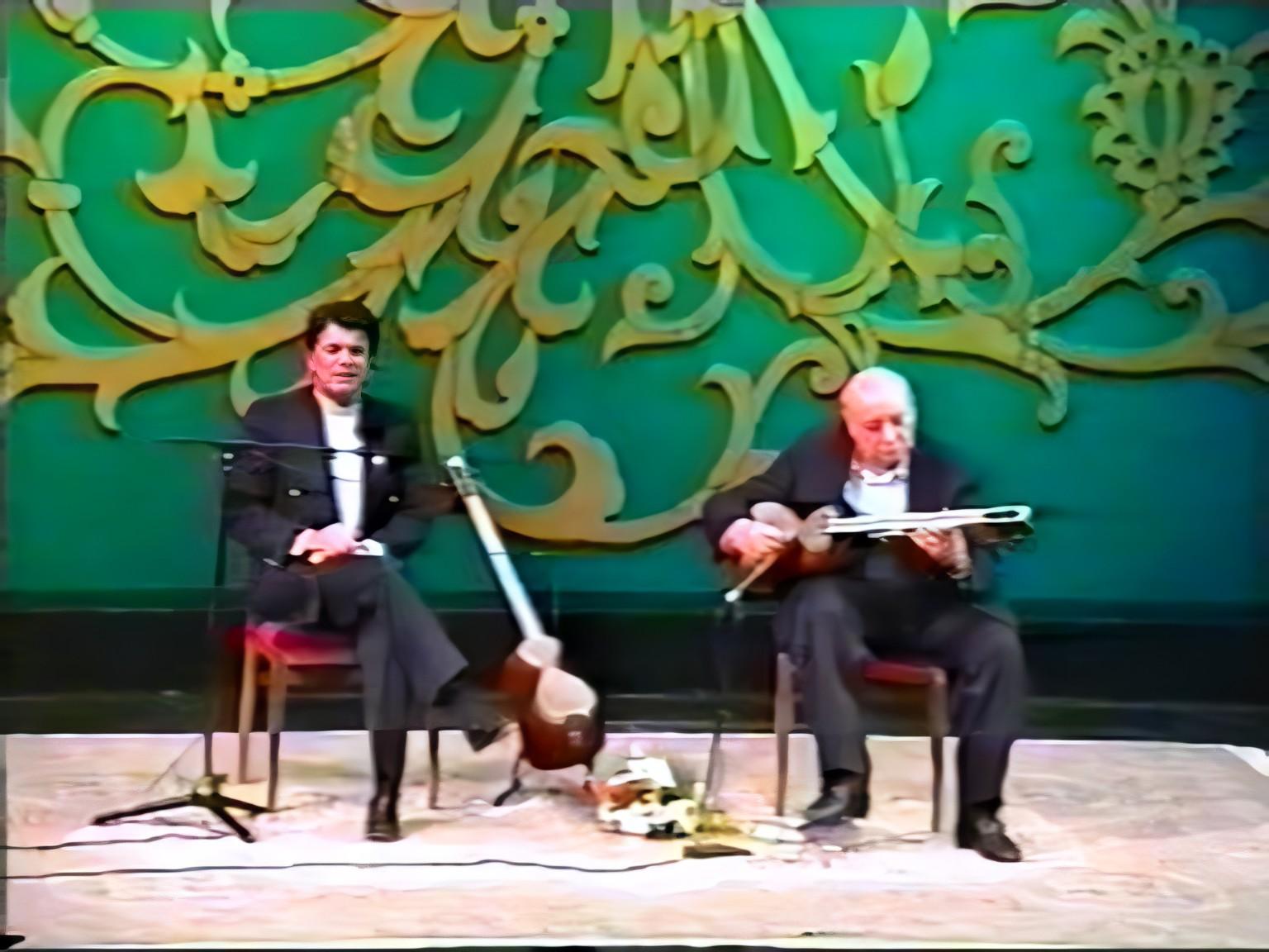 ساز و آواز بداهه در سهگاه و شور - جلیل شهناز و محمدرضا شجریان