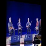 کنسرت حسین علیزاده، علی بوستان، بهنام سامانی و صبا علیزاده در رم