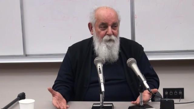 هوشنگ ابتهاج - سخنرانی و شب شعر در مریلند