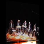 کنسرت تصویری اساتید موسیقی ایران و شهرام ناظری