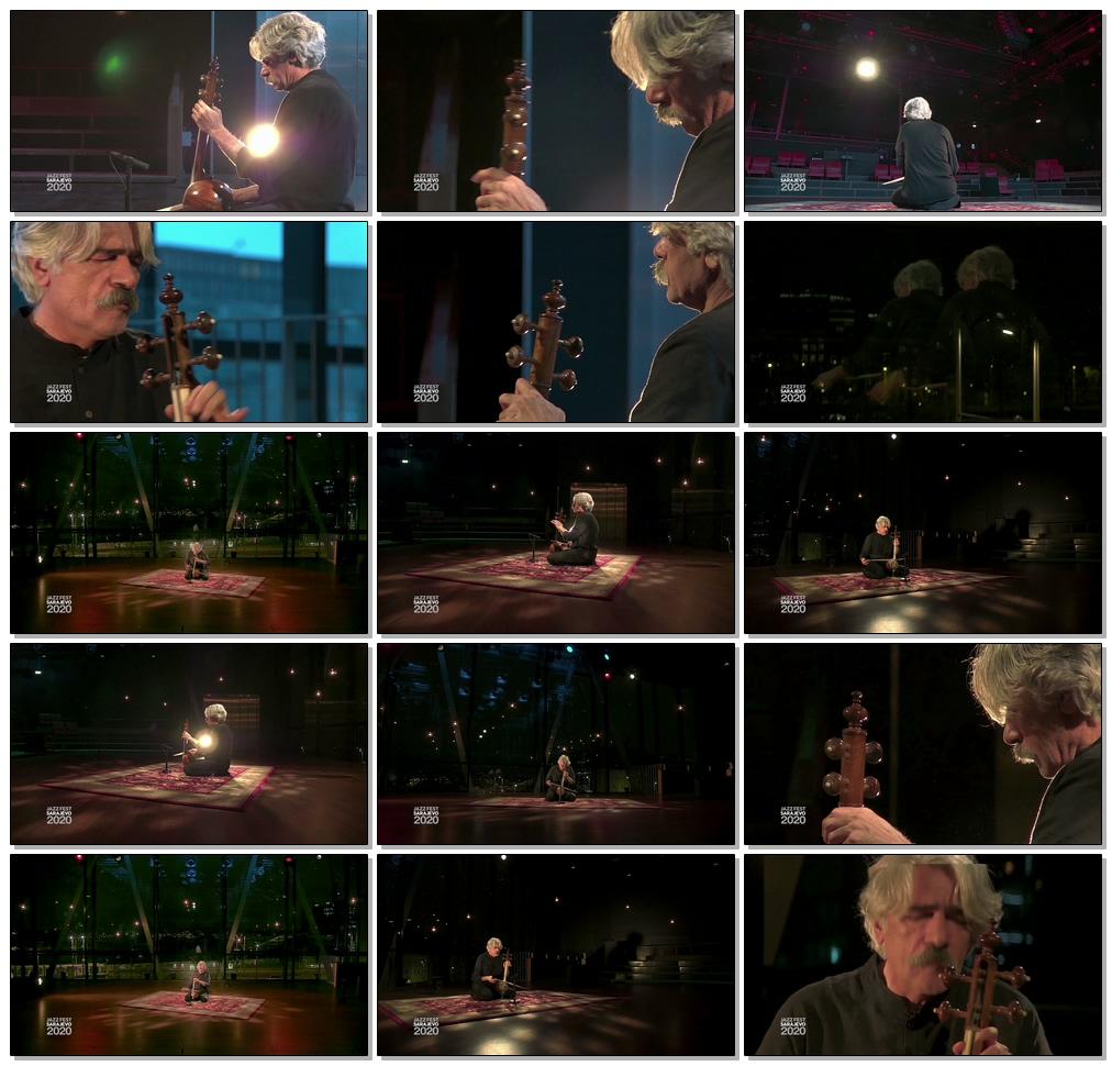 تکنوازی کیهان کلهر در بیمهاوس آمستردام - فستیوال سارایوو