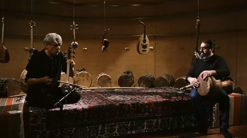 بداههنوازی در شوشتری - کیهان کلهر و نوید افقه | موزه موسیقی ایران