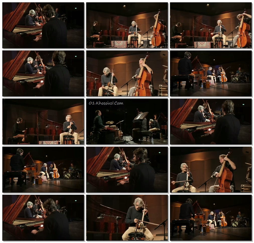 کیهان کلهر و گروه سهنفره Rembrandt - بخش اول کنسرت تصویری