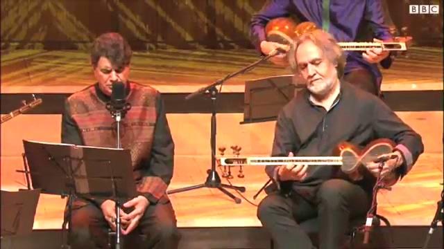 کنسرت لندن محمدرضا شجریان و گروه شهناز پخش شده از BBC