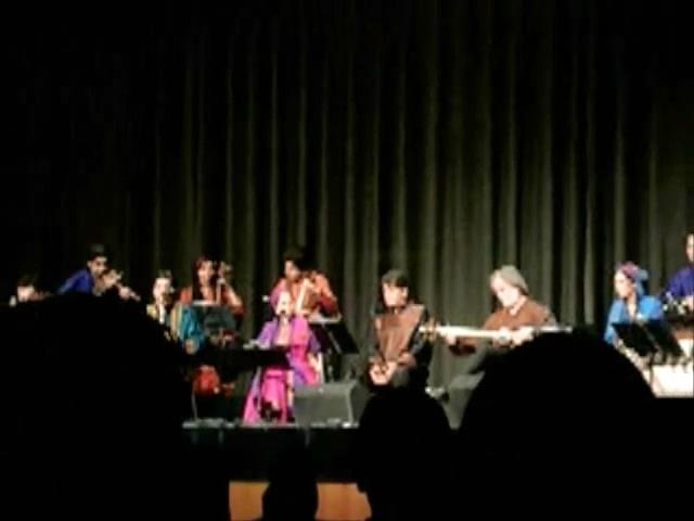کنسرت گلد هاله محمدرضا شجریان و گروه شهناز - ماینز، آلمان