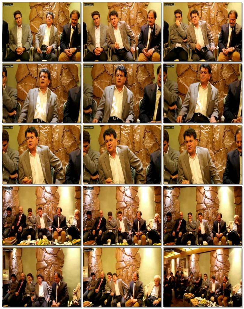 سر زلف - اجرایی خصوصی محمدرضا شجریان در میان شاگردان و دوستان - تصویری