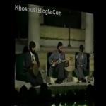 کنسرت تصویری راست پنجگاه – جشن هنر شیراز ۱۳۵۴ – شجریان، لطفی و فرهنگفر