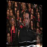 کنسرت صدای صلح – وحید تاج، کیوان ساکت و گروه کر بهار(بخش دوم اضافه شد)