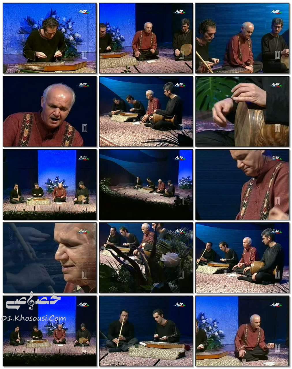 مظفر شفیعی کنسرت باکو