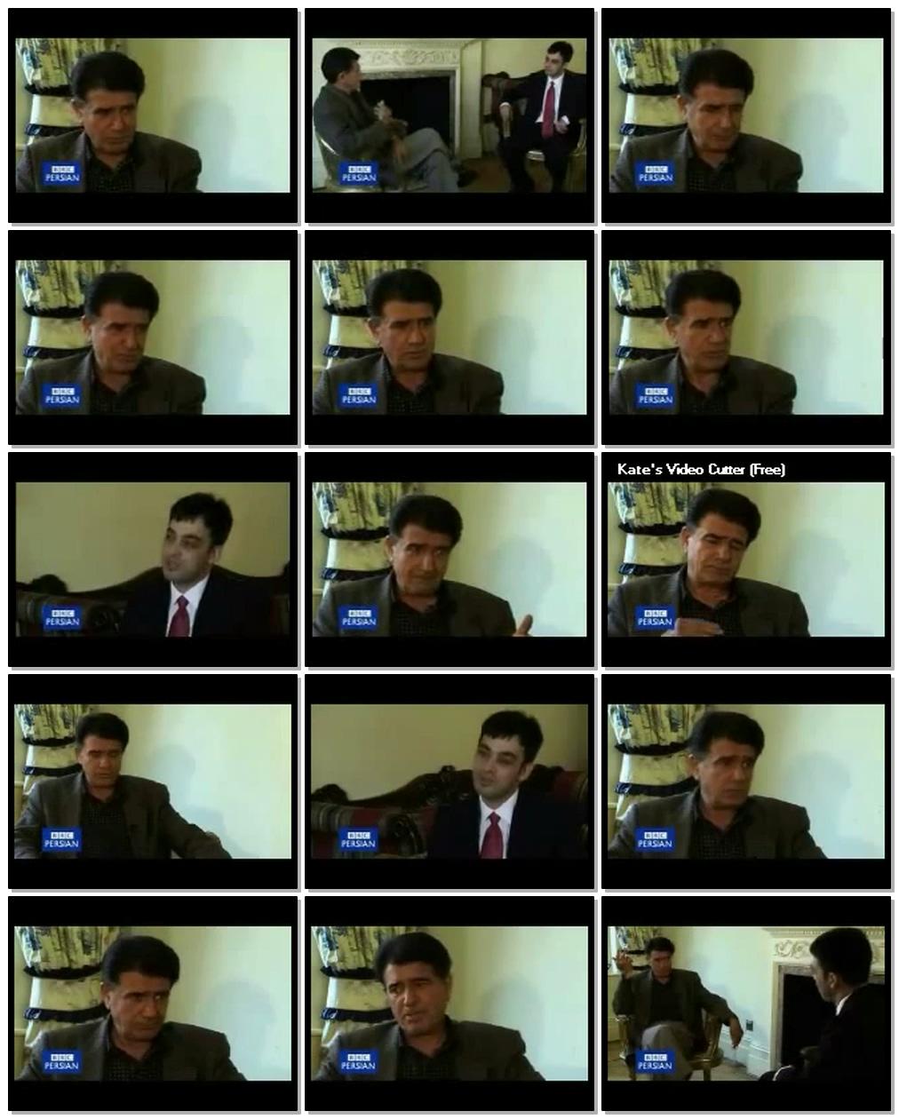 مصاحبهی تصویری بیبیسی فارسی با محمدرضا شجریان پس از کنسرت بزرگداشت سعدی
