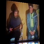 گشایش خانه هنرمندان اصفهان – محمدرضا شجریان و جلال ذوالفنون