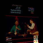 کنسرت جشنواره تیرگان – کیهان کلهر و اردال ارزنجان