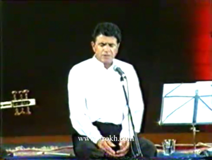 کنسرت یونسکو محمدرضا شجریان - تصویری