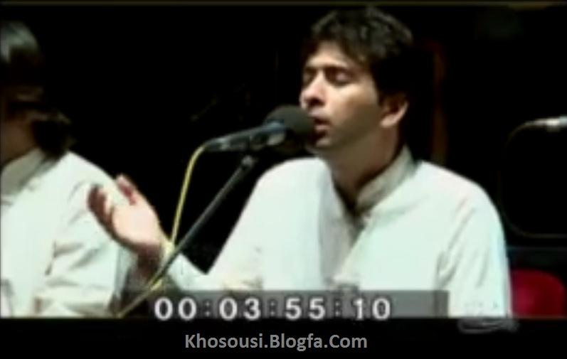 قطعهای از کنسرت برف خوانی - محمد معتمدی و علی قمصری