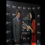 گفت و گوی تصویری آوا مشکاتیان با محمدرضا شجریان