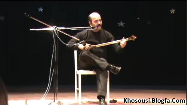 اجرای کیوان ساکت در بروجرد