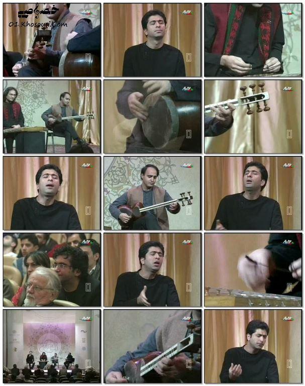 محمد معتمدی و گروه آهنگ