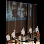اجرای همایون شجریان در آئین رونمایی از آلبوم طریق عشق – تصویری