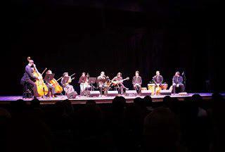 کنسرت شیکاگو همایون شجریان و گروه همنوازان حصار - صوتی