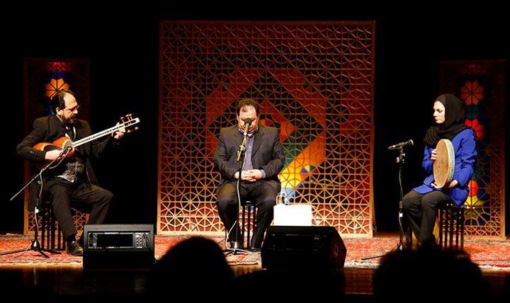 سلسله برنامههای ساز و آواز - ۱۸ مهر ۹۳ فرهنگسرای نیاوران