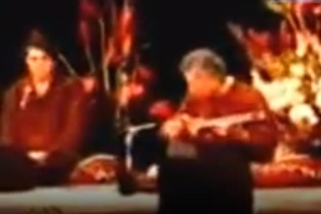 محمدرضا شجریان، فرهنگ شریف و علی ترشیزی - کنسرت آمریکا